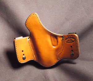 Ruger LC9 IWB Leather Holster