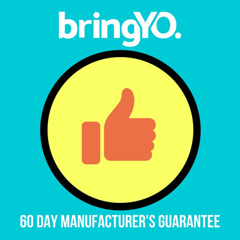 60 day manufacturer's guarantee