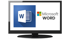 Microsoft Word Home and Business