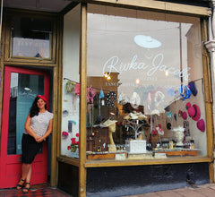 Rivka Jacobs - Millinery Exeter