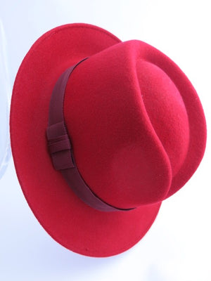 red hats for women