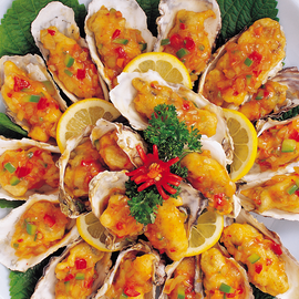 Oyster Baked