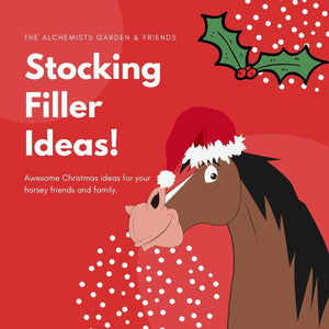 Alchemists Garden & Friends Horsey 2020 Stocking Filler Ideas!