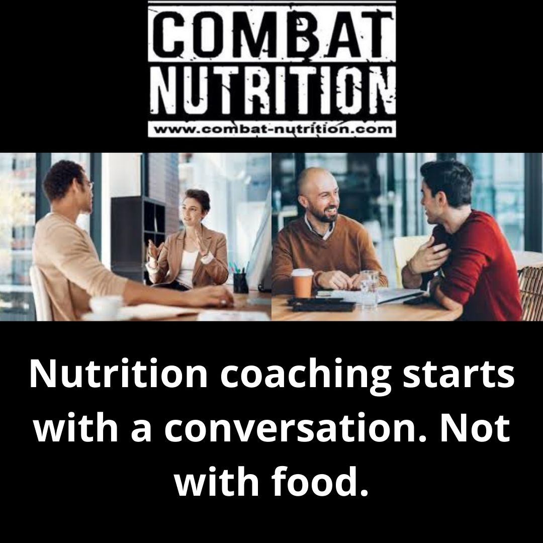 Combat-Nutrition Macro-Plan and Consultation Combo - combat nutrition