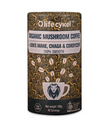 organic coffee with lion's mane, chaga & cordyceps - combat nutrition