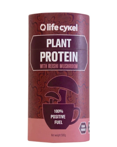 Plant protein powder - combat nutrition