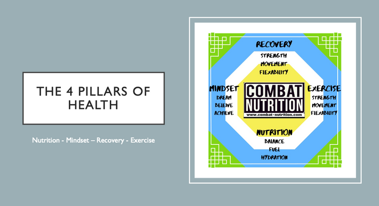 Health Programming - combat nutrition