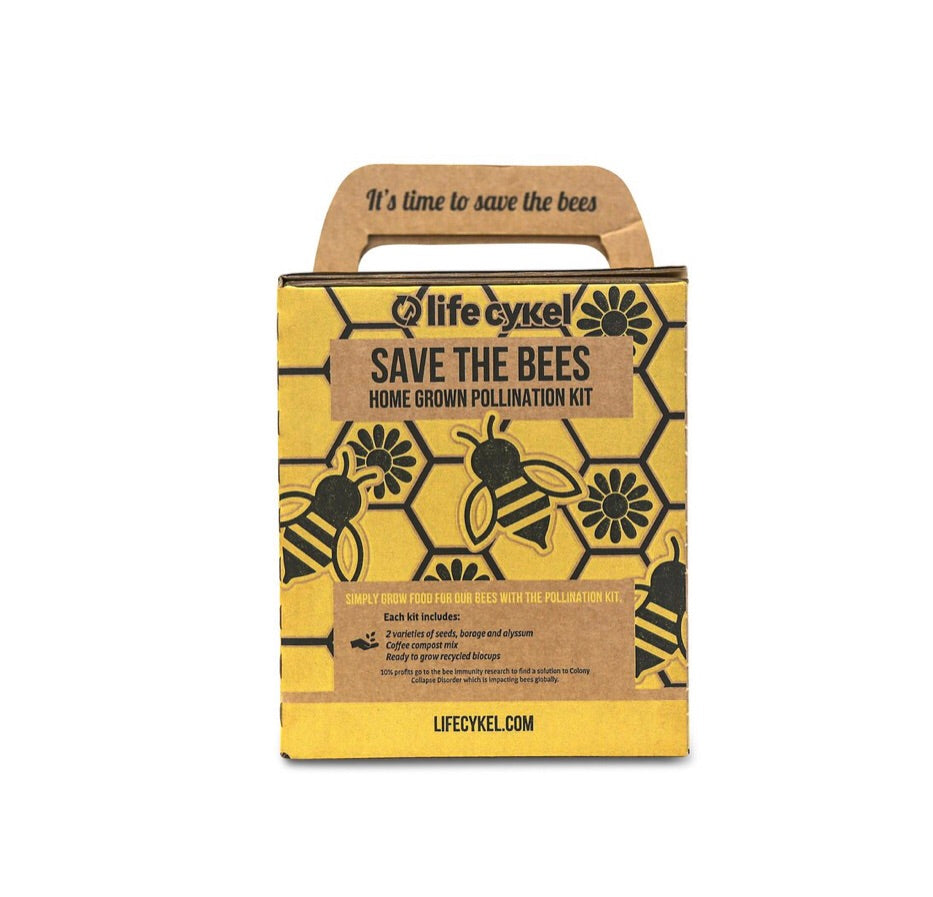 Bee pollination kit - combat nutrition