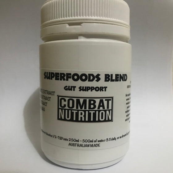 Super Foods blend - combat nutrition