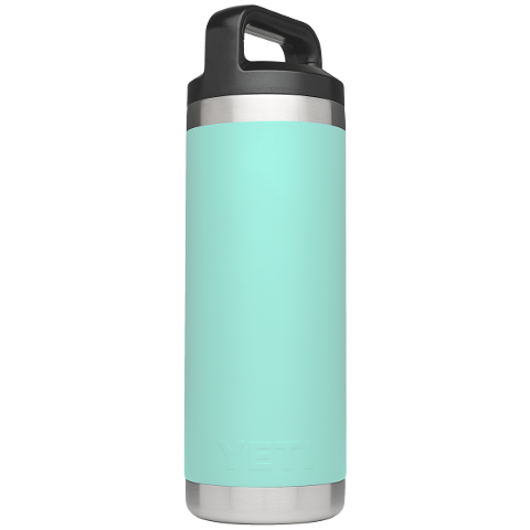 Rambler 18oz Bottle Seafoam