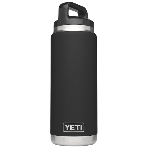 Yeti Rambler 26 Bottle Black
