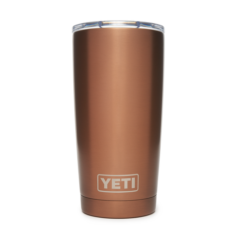 Rambler 20oz Tumbler Copper