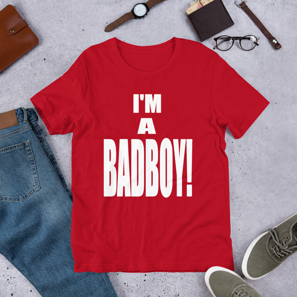 I'M A BADBOY! (Multiple Colours) - TeeHop