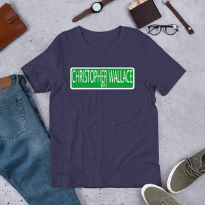 Christopher Wallace Way (Multiple Colours) - TeeHop
