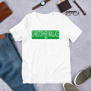 Christopher Wallace Way (Multiple Colors) - TeeHop