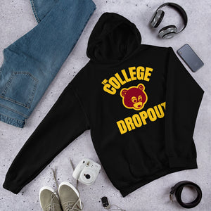The College Dropout Hoodie (Multiple Colours) - TeeHop