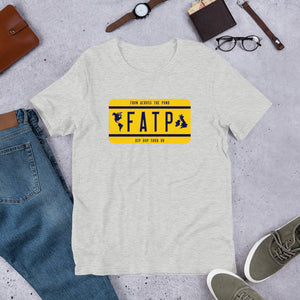 FATP License Plate (Multiple Colours) - TeeHop