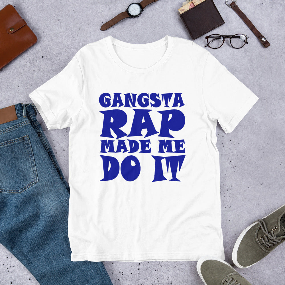 Gangsta Rap Made Me Do It - TeeHop