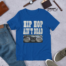 HIP HOP AIN'T DEAD (Multiple Colours) - TeeHop