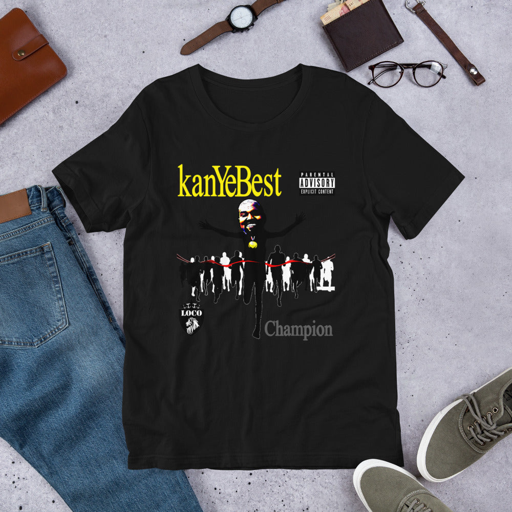 Kanye Best (Multiple Colours) - TeeHop