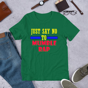 Just Say No (Multiple Colours) - TeeHop