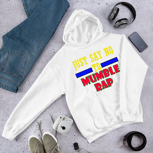 Just Say No Hoodie