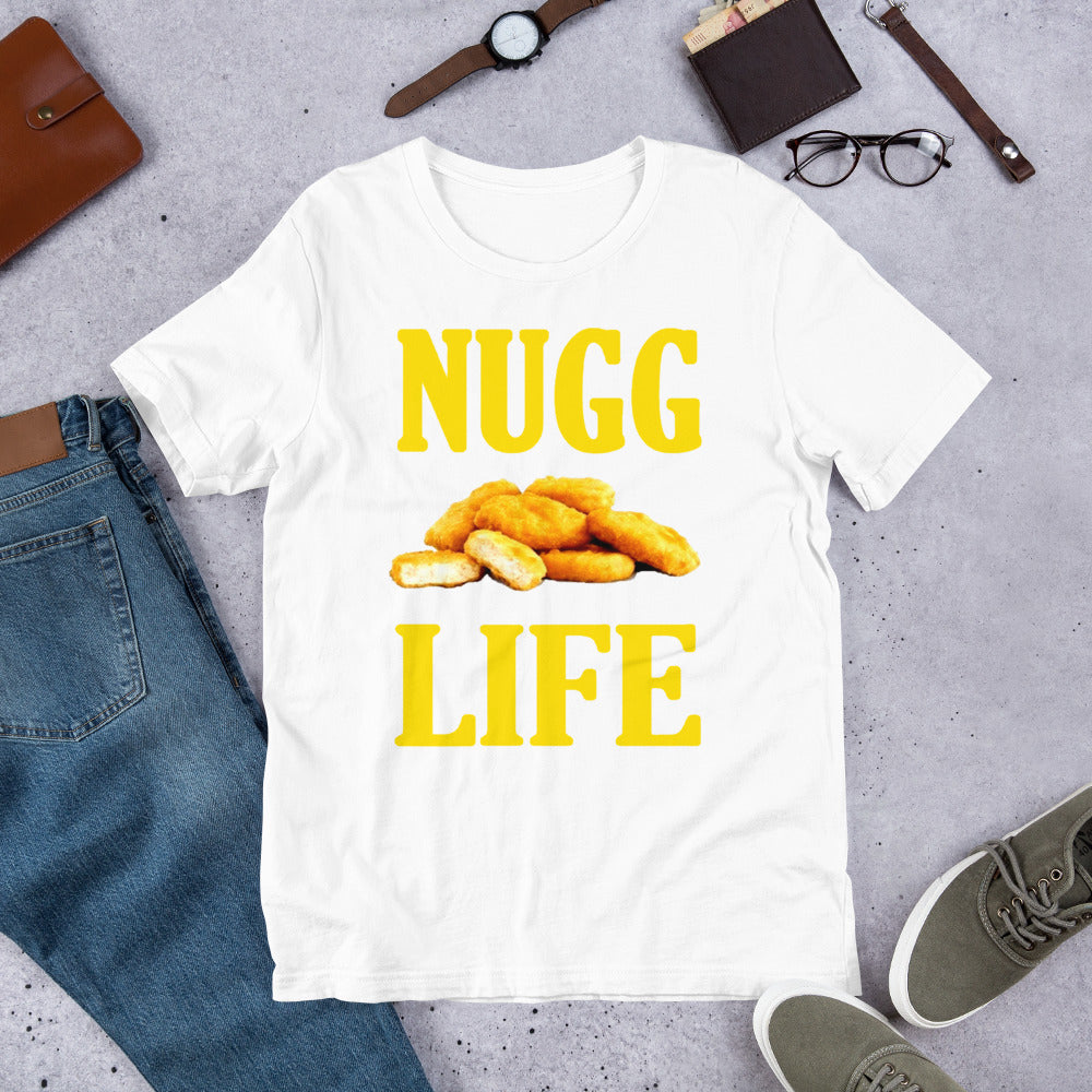 NUGG LIFE (Multiple Colours) - TeeHop