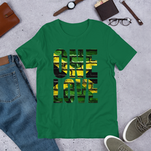 ONE LOVE JAMAICA - TeeHop