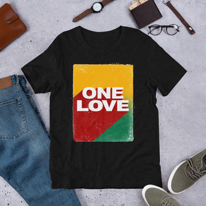 ONE LOVE (Multiple Colors) - TeeHop