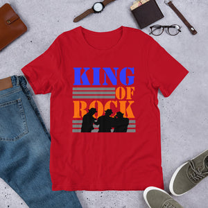 KING OF ROCK (Multiple Colors) - TeeHop