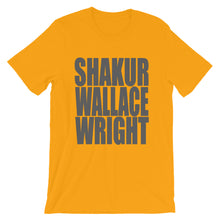 SHAKUR, WALLACE, WRIGHT - TeeHop