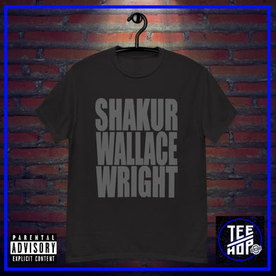 SHAKUR, WALLACE, WRIGHT