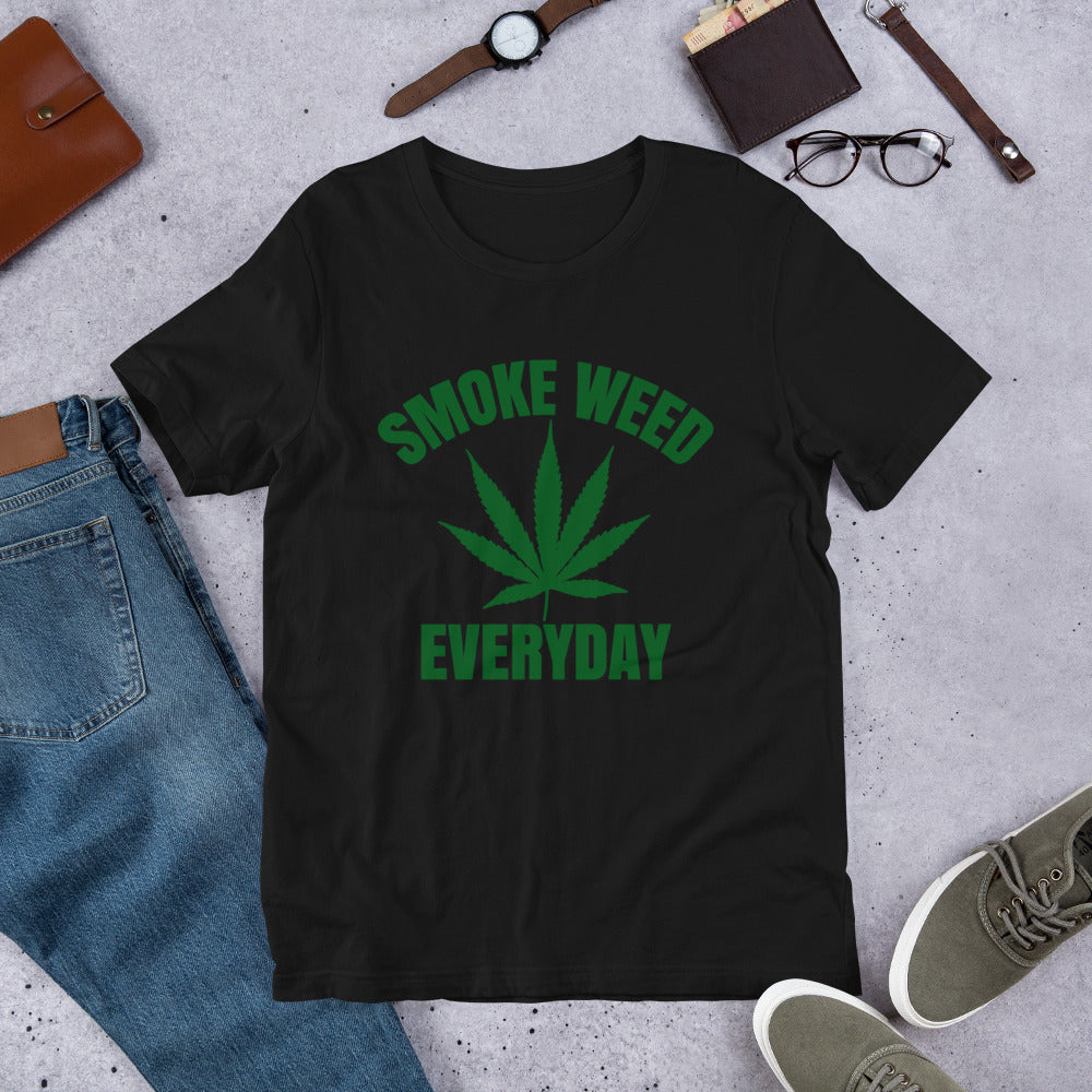 SMOKE WEED EVERYDAY (Multiple Colours)