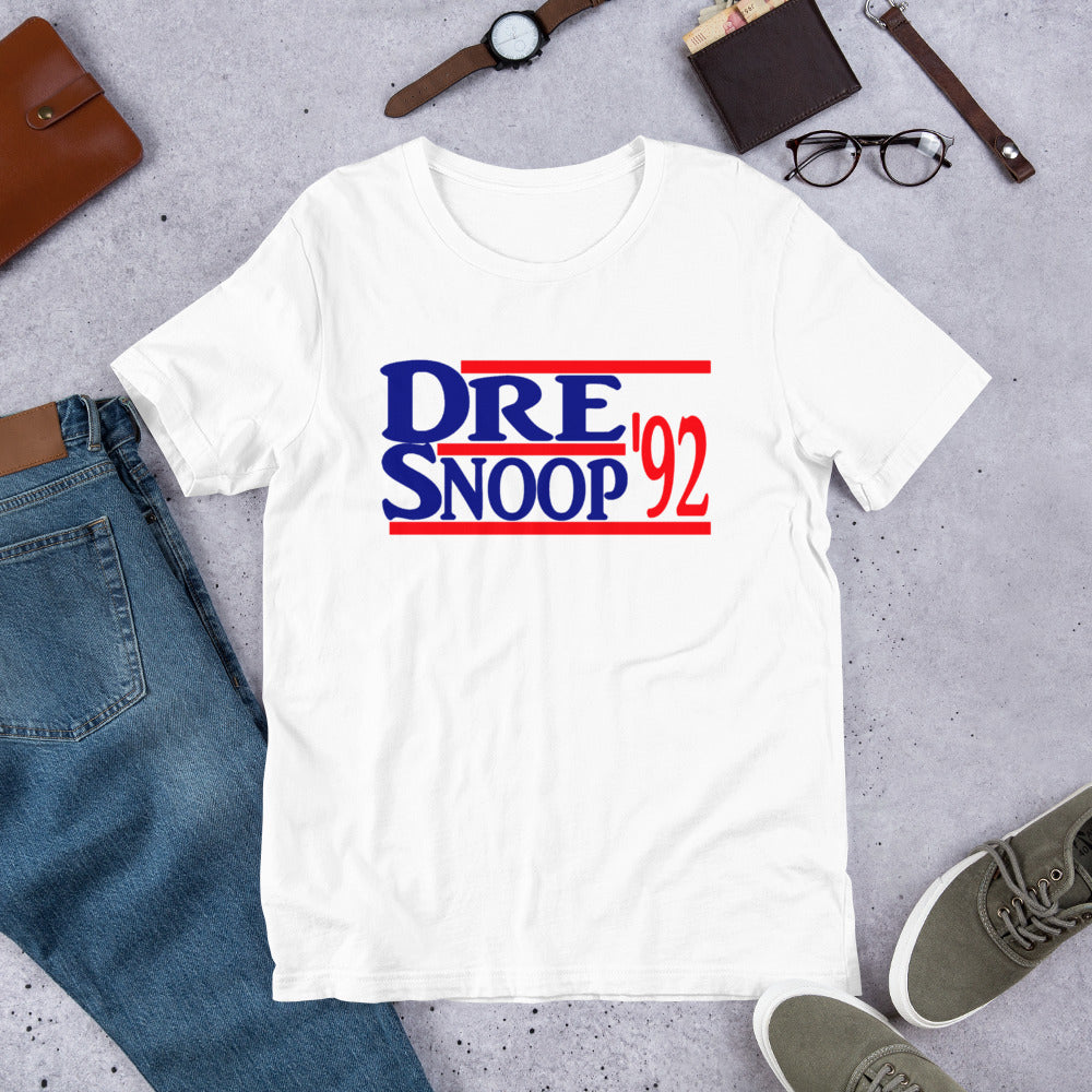 Vote DRE & SNOOP 92 - TeeHop