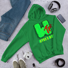 WTF Cactus Hoodie (Multiple Colours)