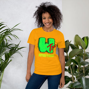 WTF Cactus (Multiple Colours) - TeeHop