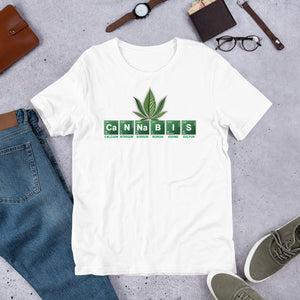 CaNNaBIS (Multiple Colours) - TeeHop