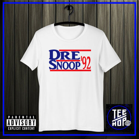 Vote DRE & SNOOP 92