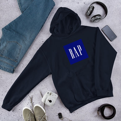 RAP Hoodie (Multiple Colours)