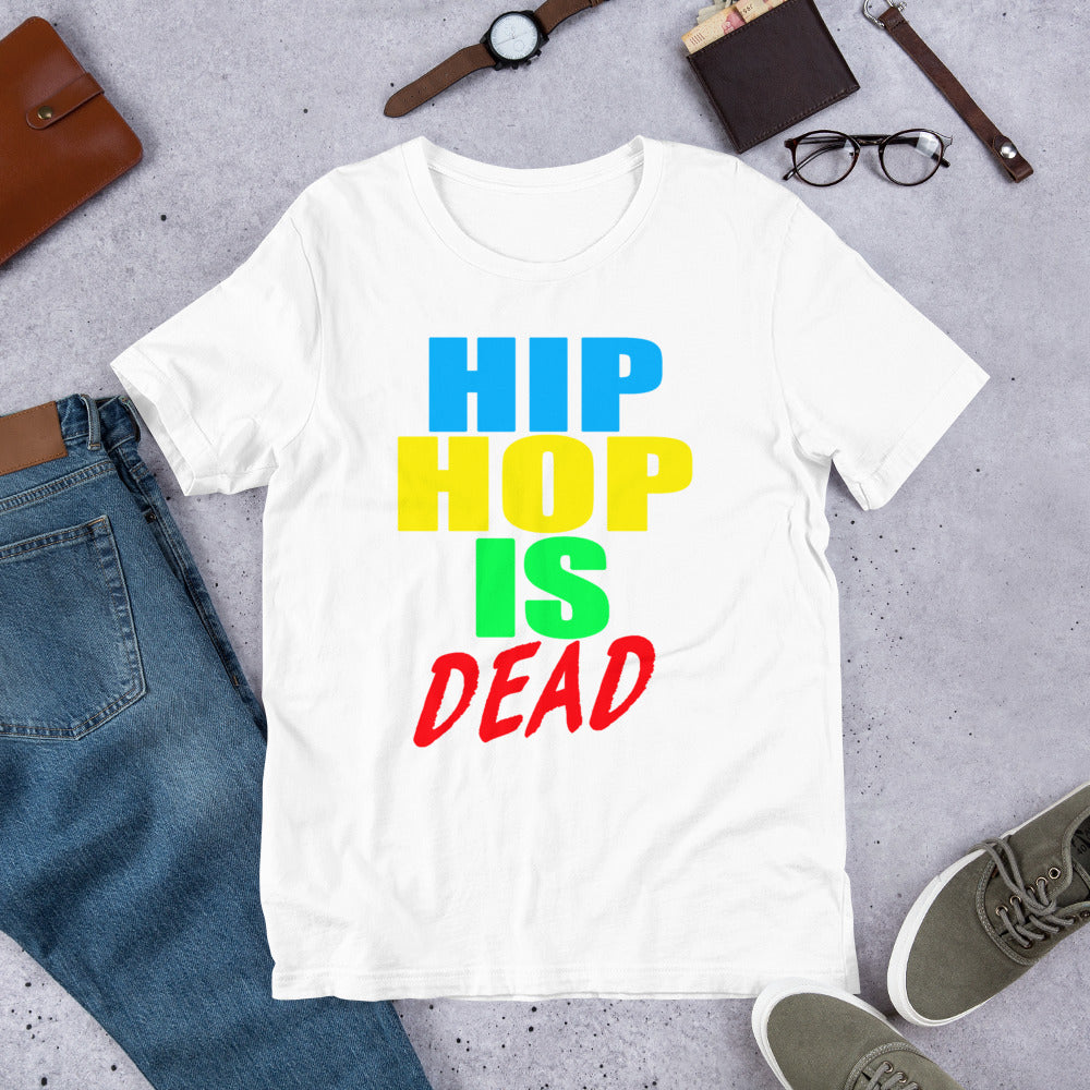 HIP HOP IS DEAD - TeeHop
