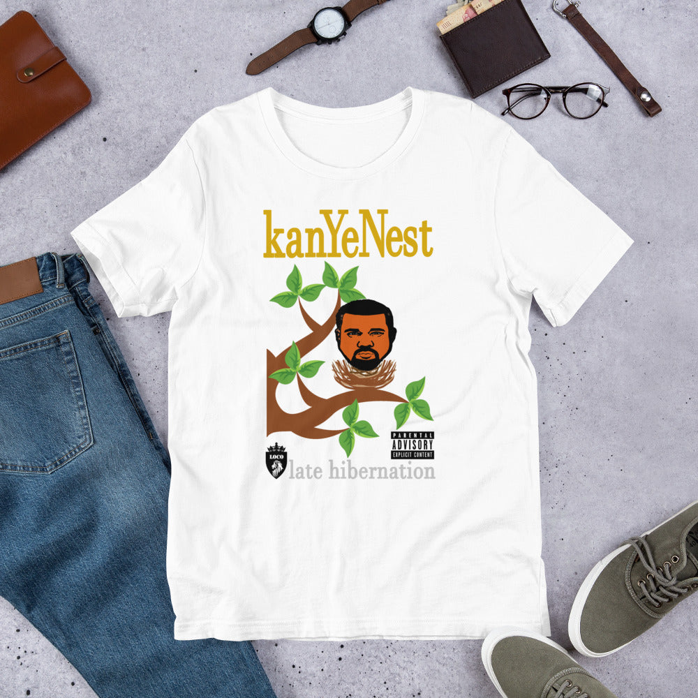 Kanye Nest (Multiple Colours) - TeeHop