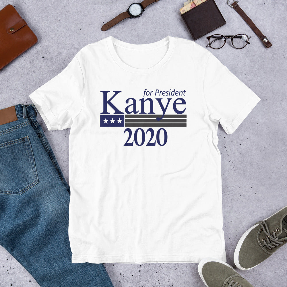 Kanye 2020 (Multiple Colours) - TeeHop