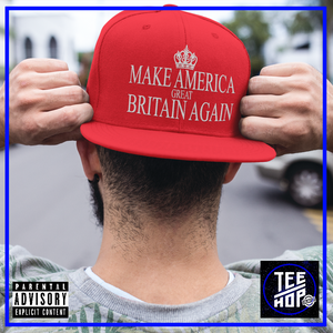 Gerðu America Great Britain Again Hat