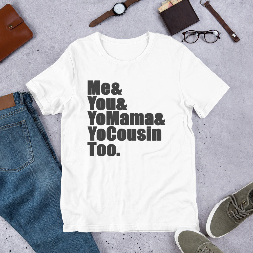 Yo Mama (Multiple Colours) - TeeHop