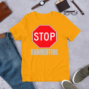 STOP HAMMERTIME (Multiple Colours) - TeeHop