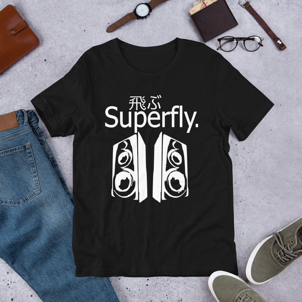 Superfly (Multiple Colours) - TeeHop