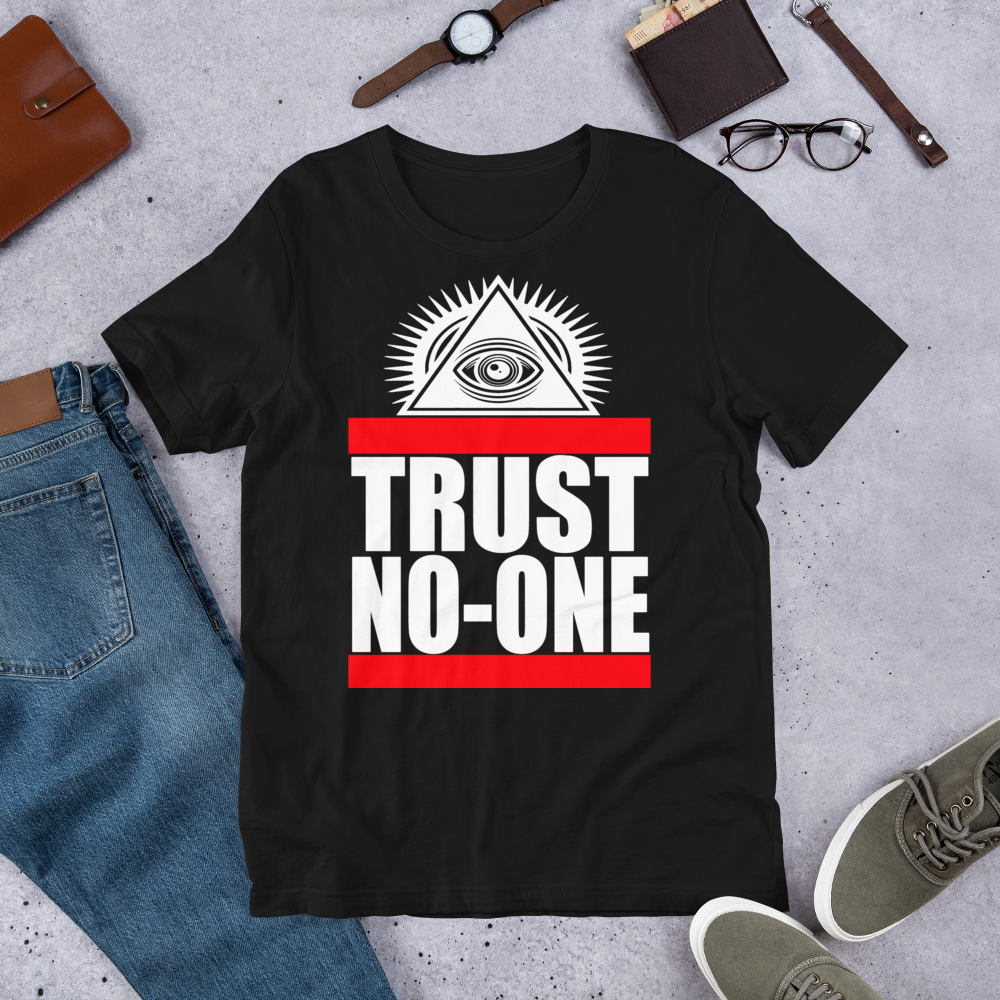 TRUST NO-ONE