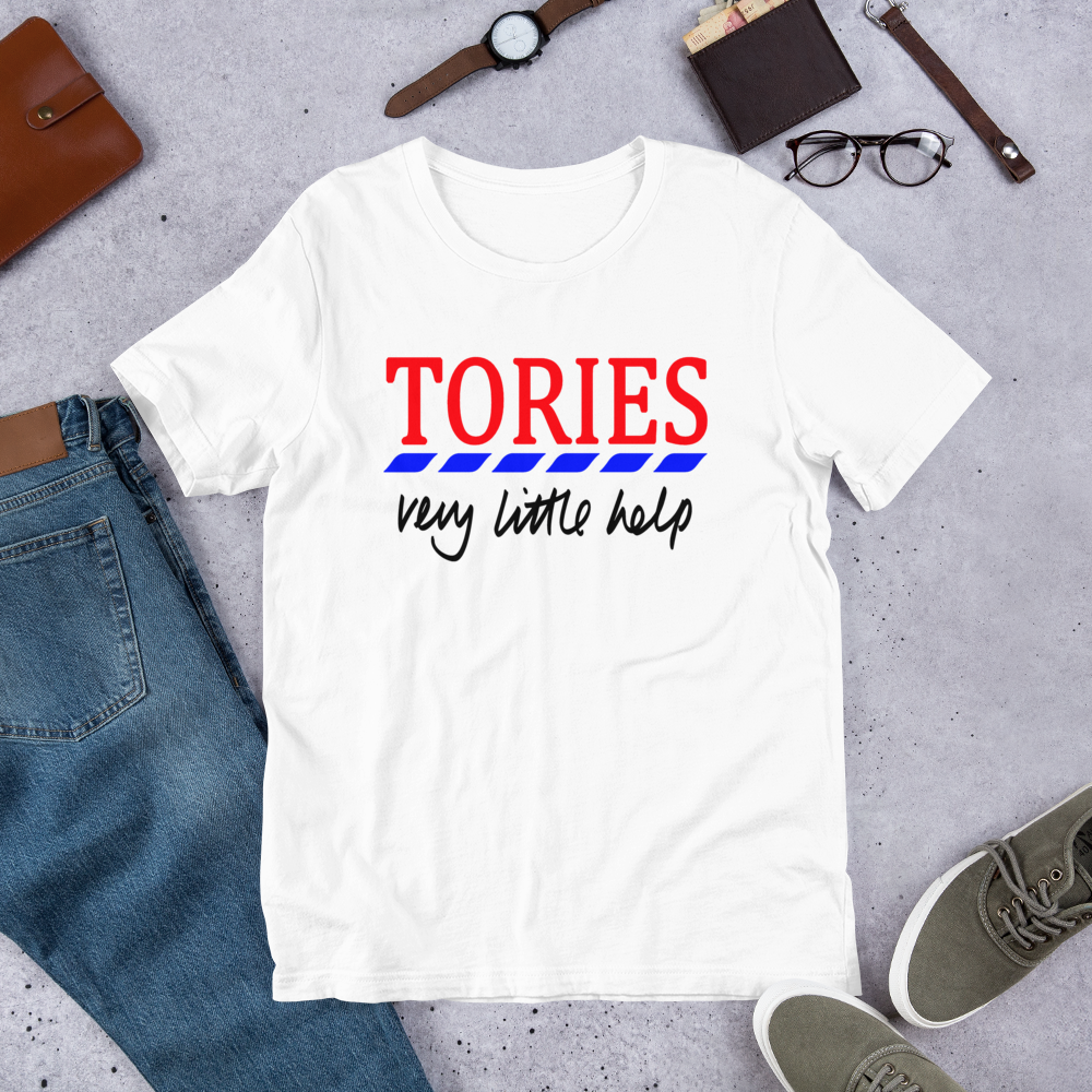 TORIES - Very Little Help (Unisex)