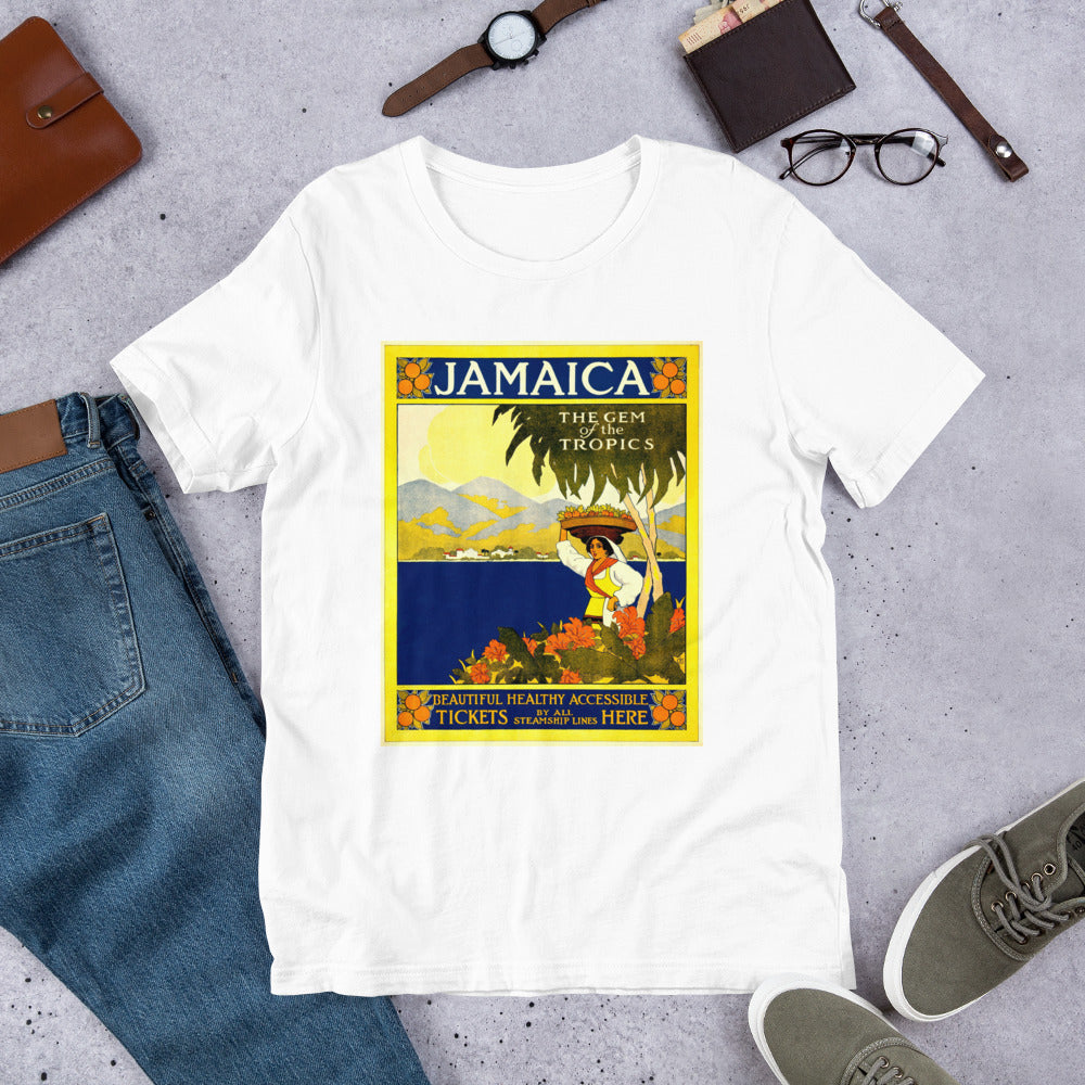 Visit Jamaica (Multiple Colours) - TeeHop