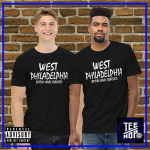 West Philadelphia (diversos colors)